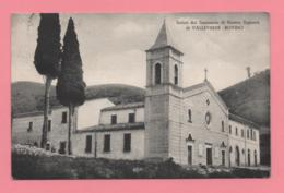 Saluti Dal Santuario Di Nostra Signora Di Valleverde - Bovino - Foggia