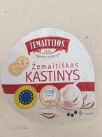 Lithuania Litauen Kastinys Top - Coperchietti Di Panna Per Caffè