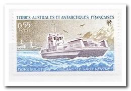 Frans Antarctica 1983, Postfris MNH, Landing Craft - Ongebruikt