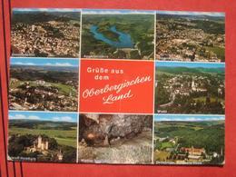 """Gummersbach Bergneustadt ... - Mehrbildkarte """"Grüße Aus Dem Oberbergischen Land"""" / Nachporto, Nachgebühr? - Gummersbach"""