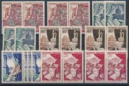 CP-313: FRANCE: Lot  Stock** N°970/974(4 Séries) - Neufs