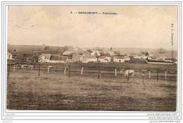 GRIBOMONT ..--  Panorama . 1911 Vers SAINT-TROND ( Melle Victorine TITEUX ) . - Herbeumont