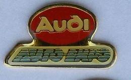 V06 Pin's VOITURE CAR AUDI AUTO - Audi