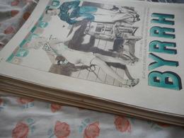 JOLI LOT De 86 PUBLICITES ANCIENNES Illustrées, BYRRH, NESTLE, AUTOMOBILES, CAFE BRESIL, TOUS LES SCANS - Publicités