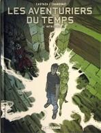 Aventuriers Du Temps T 3 Intrigues EO BE LOMBARD 12/2009  Chanoinat Castaza (BI1) - Editions Originales (langue Française)