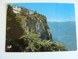 Monte Penegal Hotel Facchin   TRENTO -TRENTINO ALTO ADIGE  VIAGGIATA  FORMATO Grande - Trento