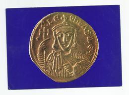 66 Perpignan Musée Puig Médaille Pièce Solidus Leon V ( 813-820 ) Constantinople - Perpignan