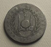1977 - Djibouti République - 100 FRANCS - KM 26 - Djibouti