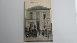 1 Postkaart  Merchtem De Post E DESAIX Uitg Asselmans-de Moor - Merchtem
