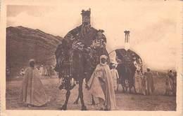 Algérie > ( M'Sila) BOU-SAADA Les Bassours Un Jour De Fête (bassour) (- Editions : Coll Prouho  N°52) PRIX FIXE - M'Sila