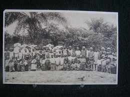 Z -59/Kinshasa (ex Zaire) Congo Belge-Mission Des Filles De La Charité De St Vincent De Paul à Nsona-Mbata /circulé - Congo Belge - Autres
