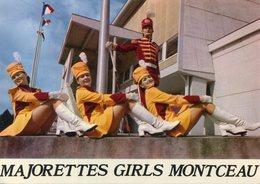 MONTCEAU LES MINES(MAJORETTE) - Montceau Les Mines