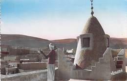 """Algérie ( M'Sila) BOU-SAADA  """"Cité Du Bonheur """"La Koubba De Sidi Ibrahim (- Editions :JOMONE N°113) PRIX FIXE - M'Sila"""