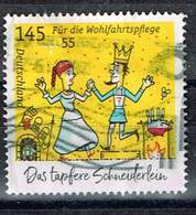 Bund 2019, Michel# 3440 O Grimms Märchen: Das Tapfere Schneiderlein - [7] République Fédérale