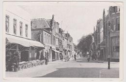 Helmond - Steenweg Met Volk - Oud - Helmond