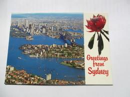 CP Greeting From Sydney - Sydney