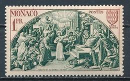 °°° MONACO - Y&T N°355 - 1951 MNH °°° - Monaco