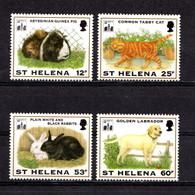 SAINT  HELENA    1994    International  Stamp  Exhibition    Set  Of  4    MNH - Saint Helena Island