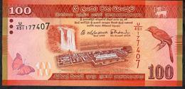 SRI LANKA  P125d 100 RUPEES 2015  # U/451    UNC. - Sri Lanka
