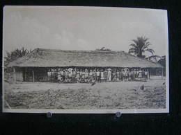 Z -74/Kinshasa (ex Zaire) Congo Belge-Mission Des Filles De La Charité De St Vincent De Paul à Nsona-Mbata /circulé - Congo Belge - Autres