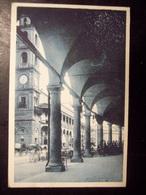 Faenza (Ravenna): Loggiato Orefici. Cartolina Fp Inizio '900 (ben Animata Carri) - Faenza