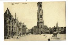 CPA - Carte Postale -Belgique - Brugge - Grand Place-VM2326 - Brugge