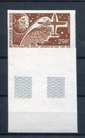 44502  Niger, Imperforated Stamp 250f, MNH 1970  Leonardo Da Vinci, Precursors Of Space, - Altri