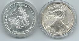 STATI UNITI 1 DOLLARO AQUILA (oncia) 1998 - Federal Issues