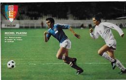 PLATINI Michel - Voetbal