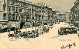 Beuthen   O-S  Boulevard - Poland