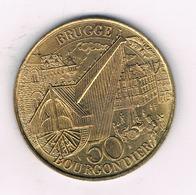 50 BOURGONDIER 1982 BRUGGE  BELGIE/3390/ - Belgique