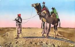 Algérie Collection Artistique L'Afrique-MUSICIEN (musique) (CIM Combier Cliché R.PROUHO 1099)*PRIX FIXE - Algérie