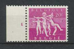 D - [74790]N° 979PL1, 20c+5c Rose, Joies Du Printemps, **/mnh - Numéros De Planches