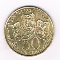 50 MICHIELS 1980 BRECHT   BELGIE/3391/ - Belgique