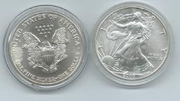 STATI UNITI 1 DOLLARO AQUILA (oncia) 2000 - Federal Issues