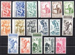 Col 13 /  Togo  N°  236 à 253 Sauf 246   Neuf  XX MNH  Cote 33,50€ - Togo (1914-1960)