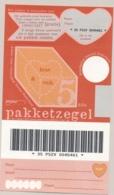 Nederland - 1997 - Pakketzegel Kras & Ruik - Ongebruikt - Ganzsachen
