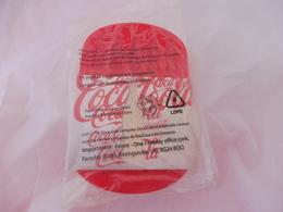 * COCA COLA BAC A GLACONS EN FORME DE BOUTEILLE NEUF SOUS BLISTER 20 Cm X 13 Cm - Platos, Vasos Y Cubiertos
