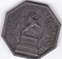 AUX DEFENSEURS  DE LA  BELGIQUE 1830 INDEPENDANCE DE LA BELGIQUE 1830 - Other