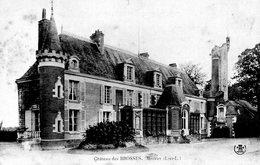 METTRAY  Château Des Brosses - Mettray