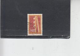 PORTOGALLO  1955 - Unificato  826 - Telegrafo - Comunicazioni - Usati