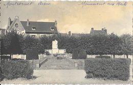 Montcornet (Aisne) - Monument Aux Morts (des Mobiles) - Carte-Photo Non Circulée - Autres Communes