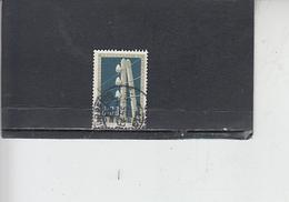 PORTOGALLO  1955 - Unificato  827 - Telegrafo - Comunicazioni - Usati