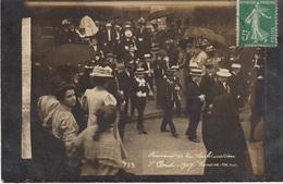 E138 - SAINT-CLOUD - SOUVENIR DE LA CONFIRMATION 1907 - Saint Cloud