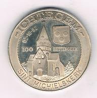 100 HETTINGEEM 1981 ICHTEGEM BELGIE /3395 - Belgique