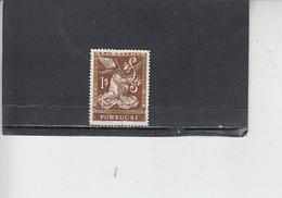 PORTOGALLO  1962 - Unificato  896 . S.Gabriele - Usati