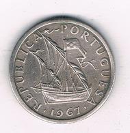 5 ESCUDOS  1967 PORTUGAL /3396/ - Portugal