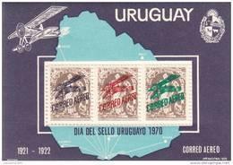 Uruguay Hb 19 - Uruguay