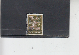 PORTOGALLO  1962 - Unificato  897 . S.Gabriele - Usati