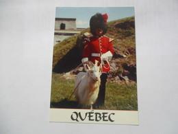 CP Québec- Citadelle Mascotte Du 22ième Régiment - Quebec